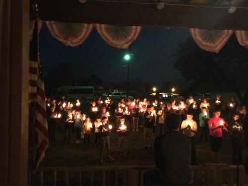Marthaville Vigil