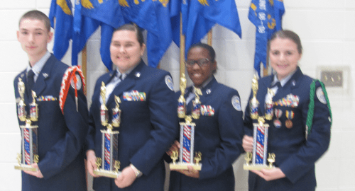 Cadets of the Year
