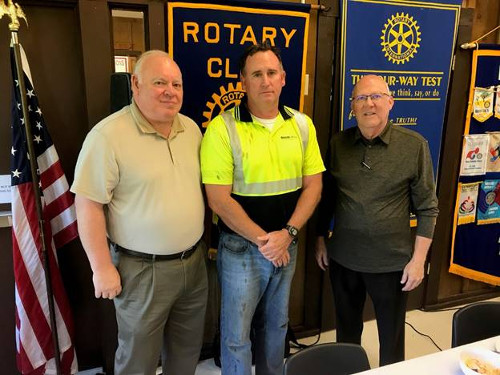 Rotary April 24