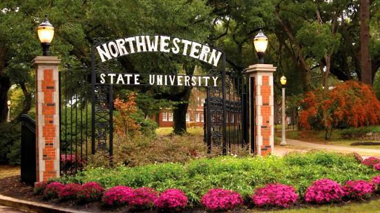 NSU Front Gate