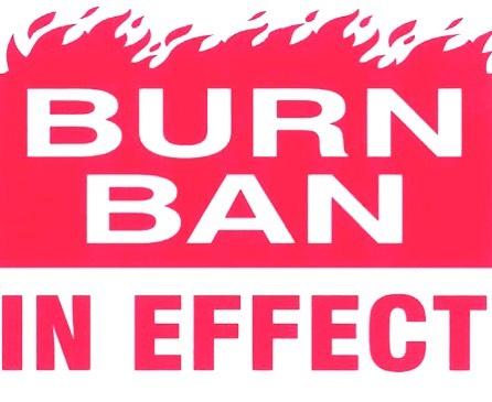 Burn Ban 072418