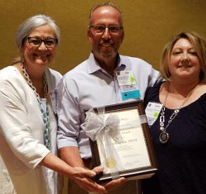 NRMC Mentor and Servitude Award 2018