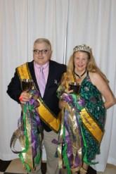 Duke and Duchess of Destiny: Doug and Angela Pesnell