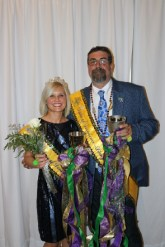 Duchess and Duke of Decadence: Angie McKnight and Byron McKinney