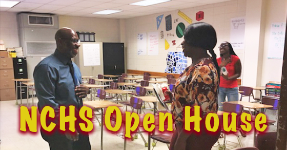 NCHS Open House