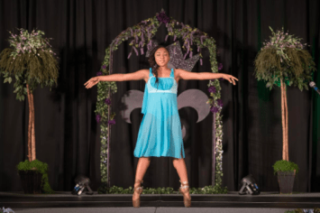 Pageant_Dance Performance by Makenzie Gipson 2015 Miss Louisiana Creole Belle