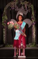 Pageant_Myriah Baptiste Miss Petite Creole Belle Winner