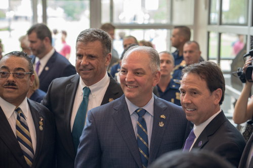 GOV John Bel Edwards LSMSA 091818 (4)