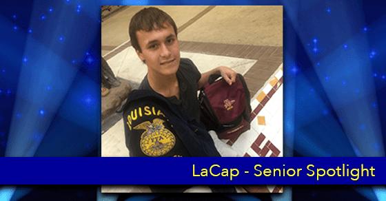 Senior Spotlight 09-2018