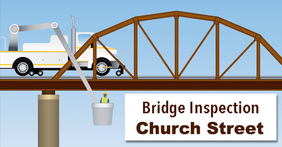 Bridge Inspection_Church Street