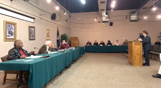 City Council Meeting 11-13-18