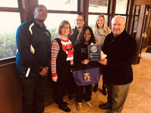 Rotary_Student of the Month
