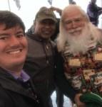 Santa at MASH