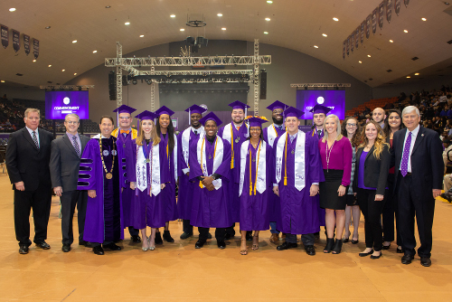 fall 2018 afternoon graduates