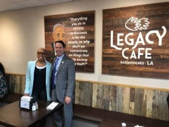 Legacy Cafe 1