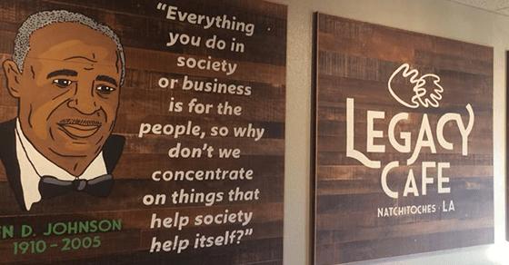 Legacy Cafe