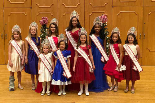 2020 Natchitoches Christmas Angels Pageant 2019 2020 Christmas Angels crowned | Natchitoches Parish Journal