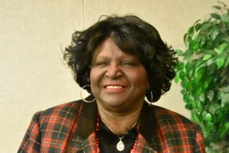 Incumbent Sylvia Morrow- City Council District 3