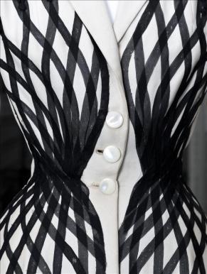 Carven Couture Jacket Detail