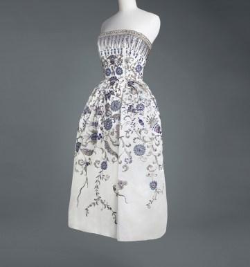 Christian Dior Palmyre dress