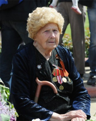memorial blog 3 - 9th of May in Chisinau by Natalia Donets
