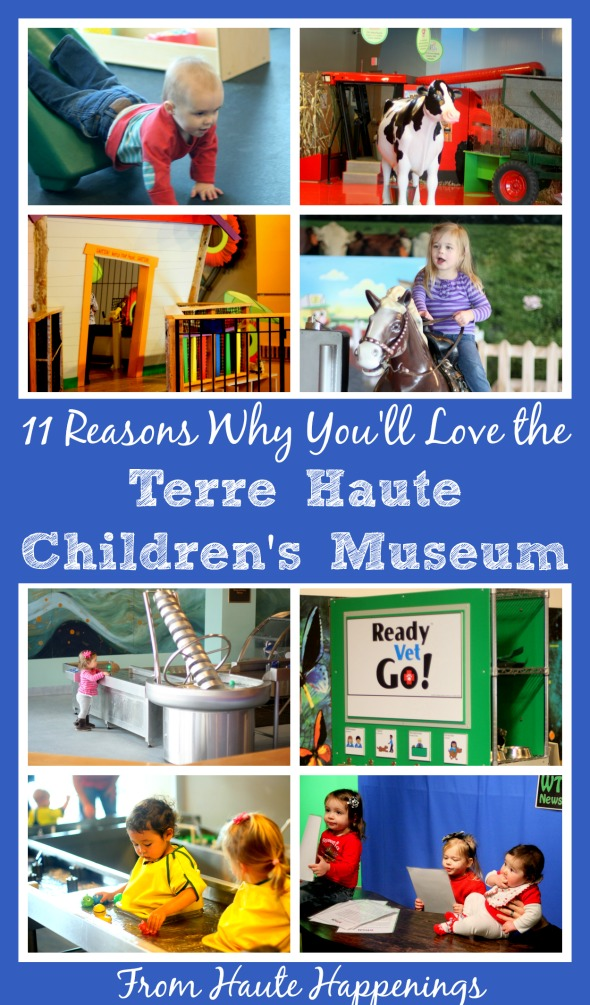 11 Reasons Why You'll Love the Terre Haute Children's Museum