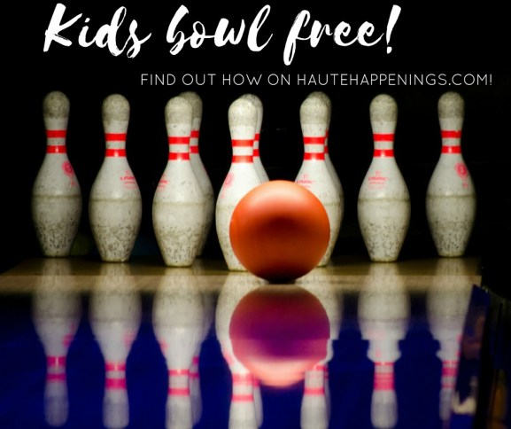 Kids bowl free all summer long throughout the U.S.!
