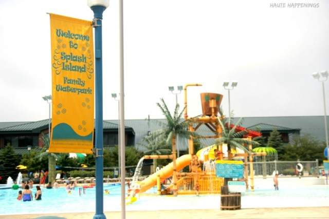 Splash Island Water Park Information