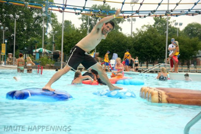 Splash Island Waterpark in Plainfield, Indiana