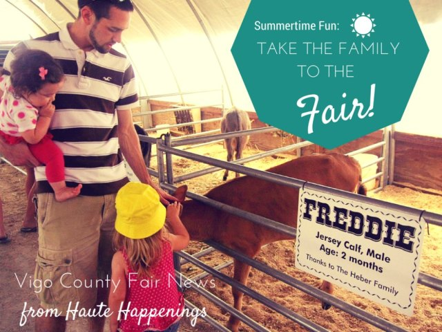 Visit the Vigo County Fair!