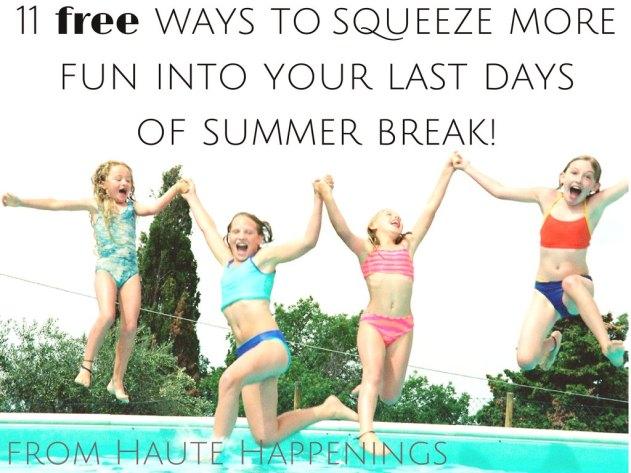 Free summer fun in Terre Haute and Vigo County!
