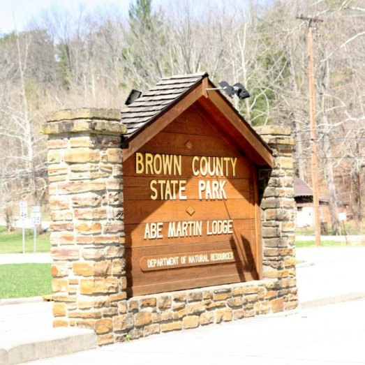 Brown County State Park and Abe Martin Lodge--Review