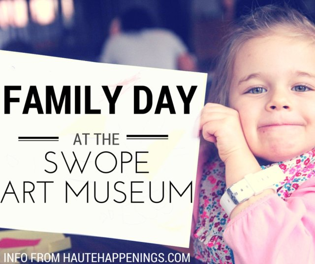 FREE FAMILY DAY EVENTS at the Swope Art Museum