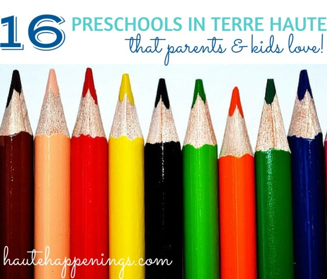 16 of the best preschools in Terre Haute