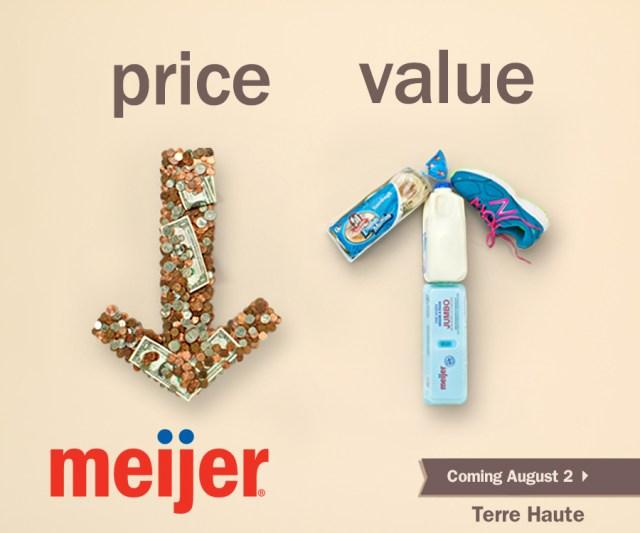 Meijer to Open Soon in Terre Haute, Indiana!
