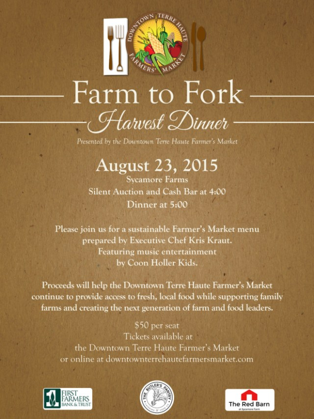Terre Haute Farm to Fork Dinner