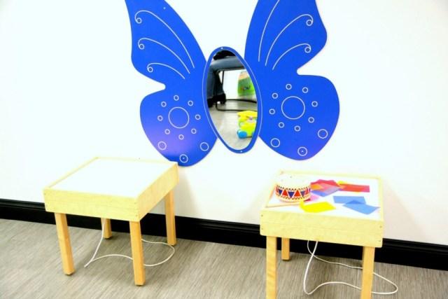 Indoor play space in Terre Haute--Vigo County Public Library