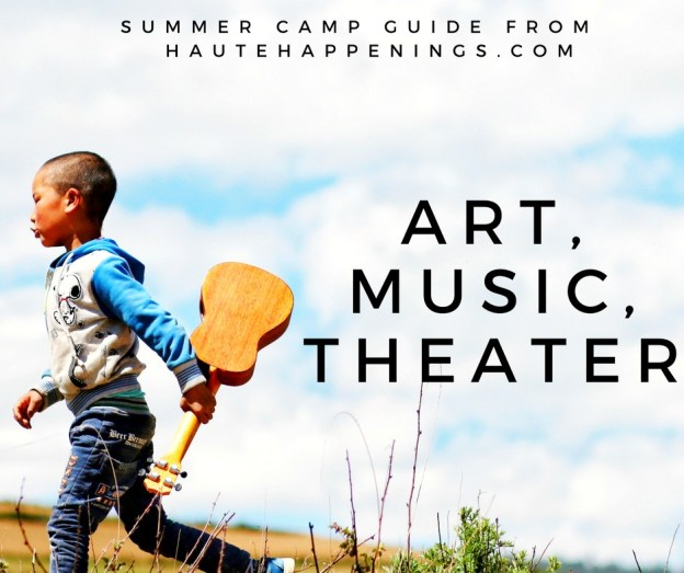 Fine Art Summer Camps in Terre Haute and the Wabash Valley
