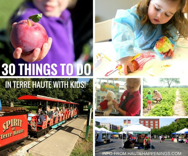 The ultimate guide to things to do in Terre Haute with kids!
