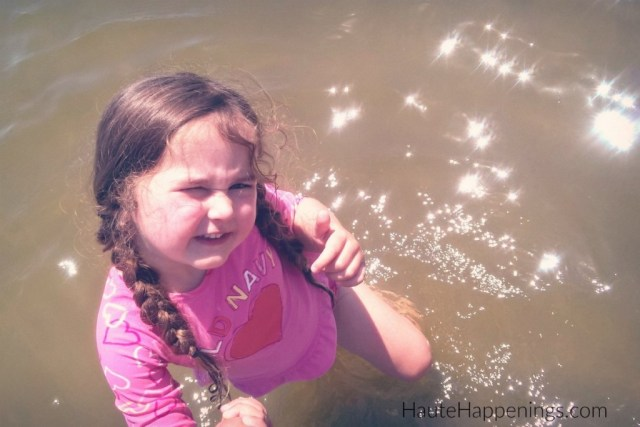 Twin Lakes FREE Public Beach!