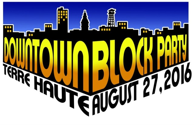 2016 Downtown Terre Haute Block Party