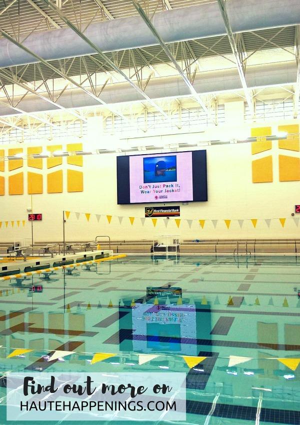 Vigo County School Corporation Aquatic Center and the Swim by Seven Program