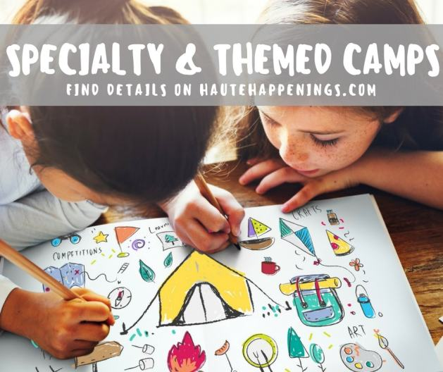 Specialty and Themed Summer Camps in Terre Haute and the Wabash Valley