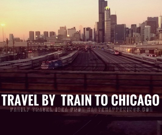 Must-read tips for traveling by train to Chicago!