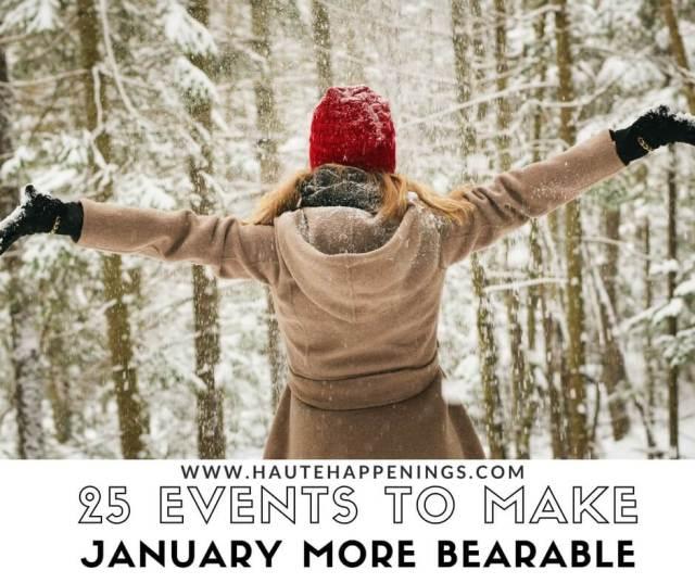 25 January events in Terre Haute on HauteHappenings.com.