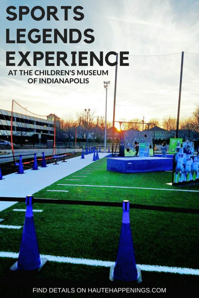 Sports Legends Experience--Pinterest