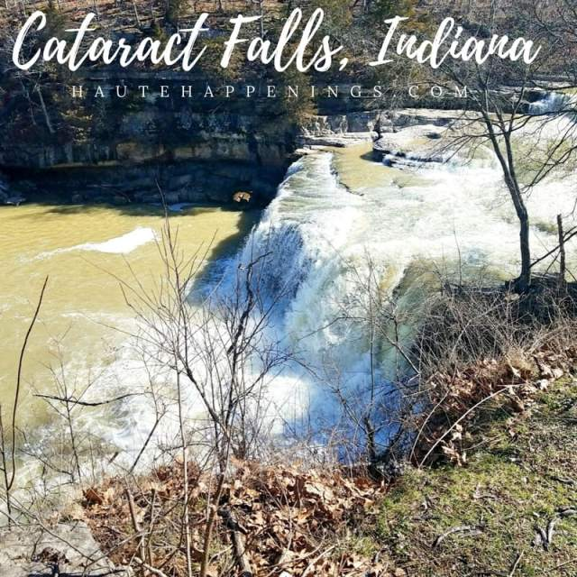 Cataract Falls in Indiana
