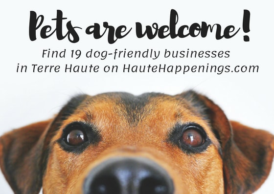 Pets are Welcome! Dog-Friendly Terre Haute Businesses