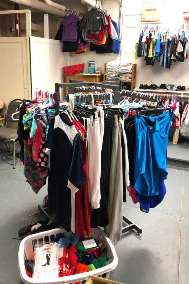 With Your Donations Two Foster Closets In Terre Haute Help Local Kids