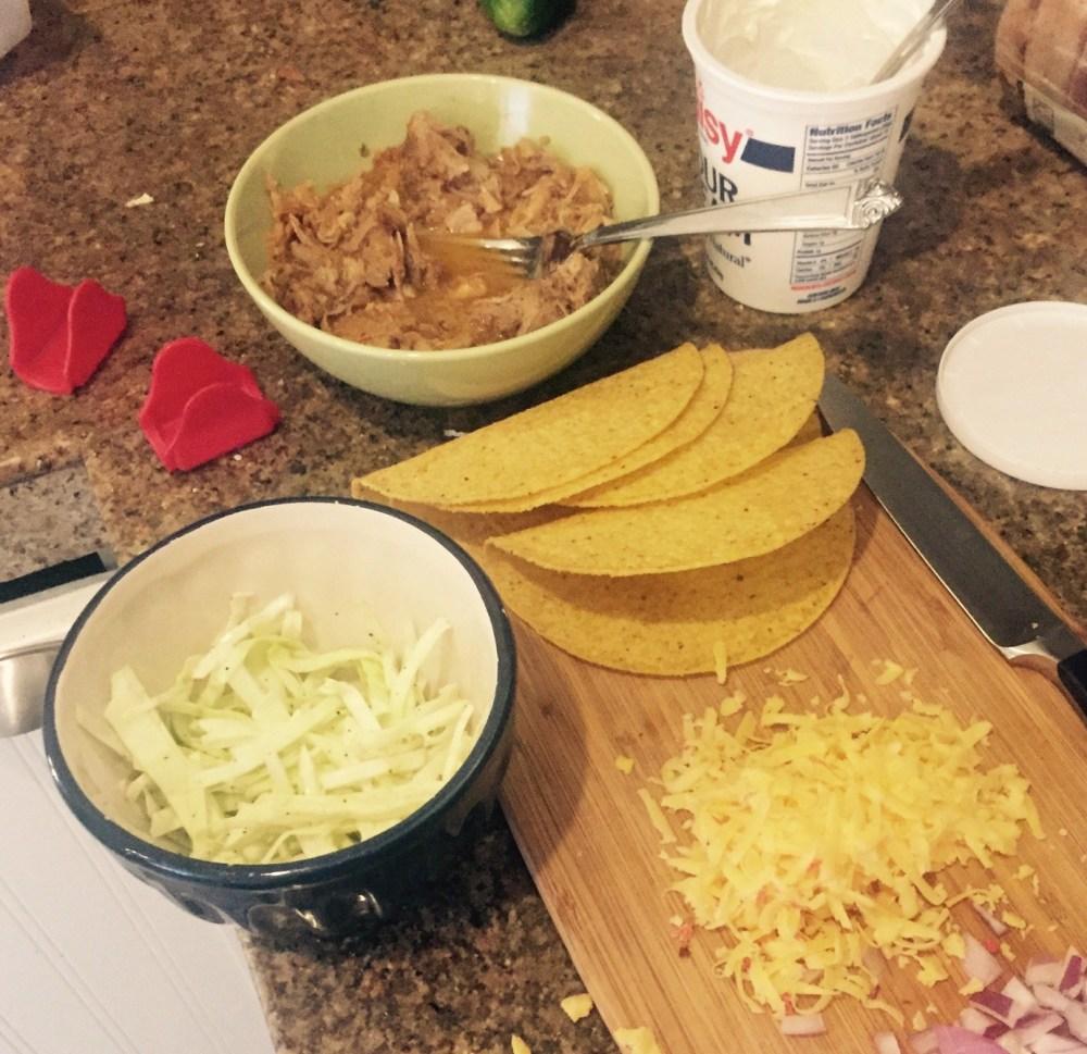 taco fixings